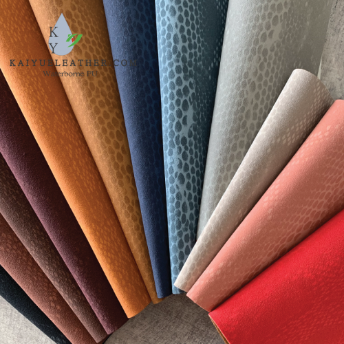 Water-based leather-KY9655